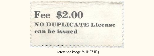 Indiana fishing license fee increase 1951 only summary for How much are fishing license