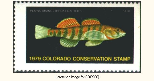 Colorado - Conservation Stamp (1974-79) - Summary